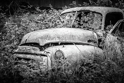 Photograph - Long Term Parking by Andy Bitterer