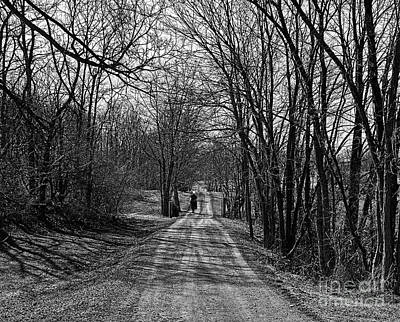 Photograph - Long Walk Home by Tom Griffithe