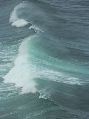 Photograph - Long Wave by Gallery Of Hope