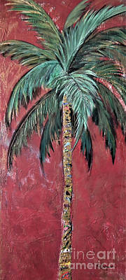 Painting - Longboat Key Palm by Kristen Abrahamson
