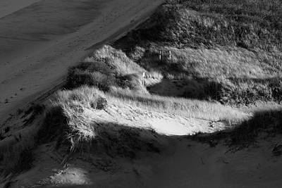 Photograph - Longnook, Truro by Thomas Sweeney