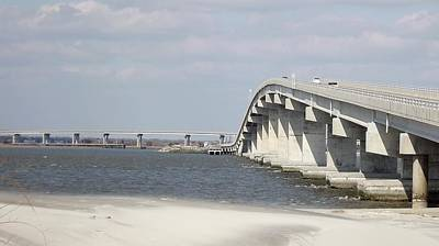 Photograph - Longport Bridge by John Wartman