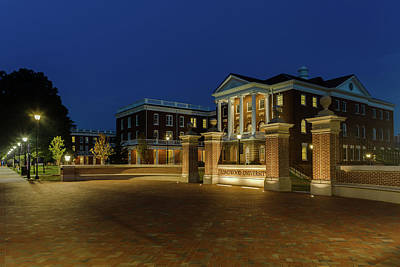 Photograph - Longwood College by Tim Wilson