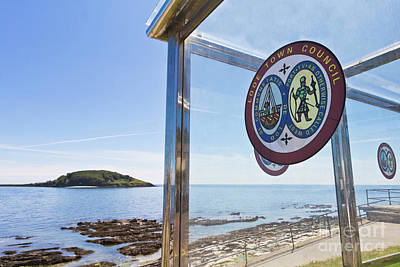 Photograph - Looe Town Council by Terri Waters