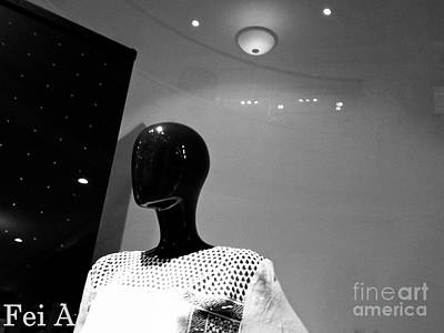 Photograph - Look Away by Fei Alexander