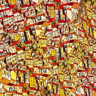 Mixed Media - Look Closely by Tony Rubino