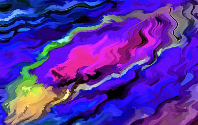 Digital Art - Look For Me In Rainbows by Krissy Katsimbras
