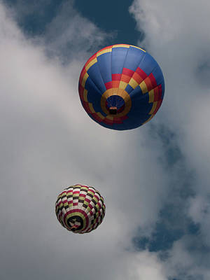 Photograph - Look Up In The Sky by Stewart Helberg