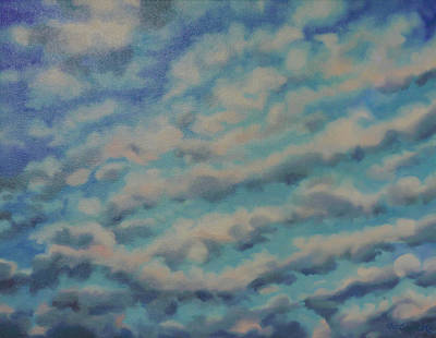 Painting - Look-up by Phil Chadwick