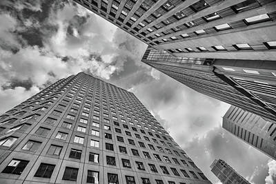 Photograph - Look Up To The Sky by Elvira Pinkhas