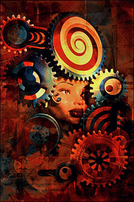 Steampunk Royalty-Free and Rights-Managed Images - Looker by Jeff  Gettis