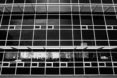 Architecture Photograph - Looking At Each Other by Nick Prosper