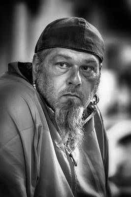 Photograph - Looking At Life by John Haldane