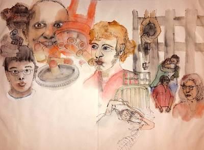 Mental Painting - Looking At Mental Illness  Album  by Debbi Saccomanno Chan