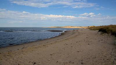 Delaware Photograph - Looking At The Cape by Robert McCulloch