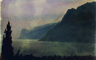 Photograph - Looking At The Lake... by Vittorio Chiampan