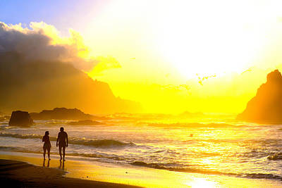 Tenerife Photograph - Looking At The Light by Jean-luc Bohin