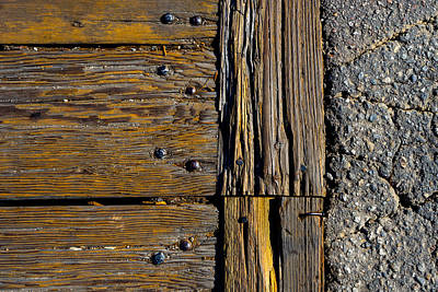 Photograph - Looking Down 88 by Derek Dean