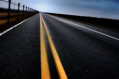Queen - Looking Down the Road by Buck Buchanan