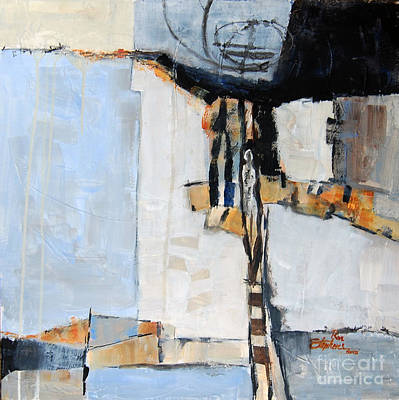 Painting - Looking For A Way Out by Ron Stephens