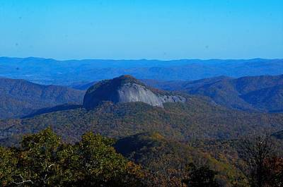 Photograph - Looking Glass Rock by CK Brown