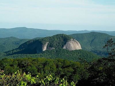 Photograph - Looking Glass Rock Dome by rd Erickson
