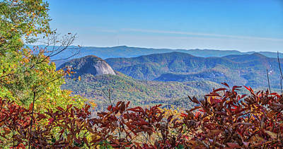 Photograph - Looking Glass Rock by Jane Luxton