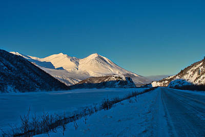 Photograph - Looking North - Richardson Highway by Cathy Mahnke