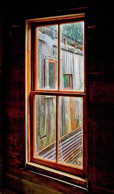 Photograph - Looking Out At Animas Forks by Linda Unger