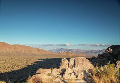 Photograph - Looking Out From Teutonia Peak by Kunal Mehra