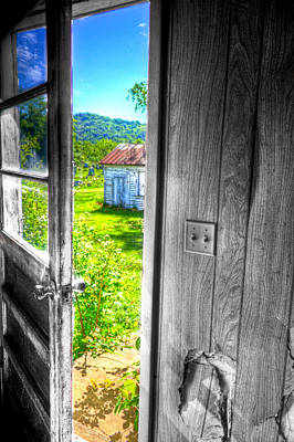 Photograph - Looking Out by Jonny D