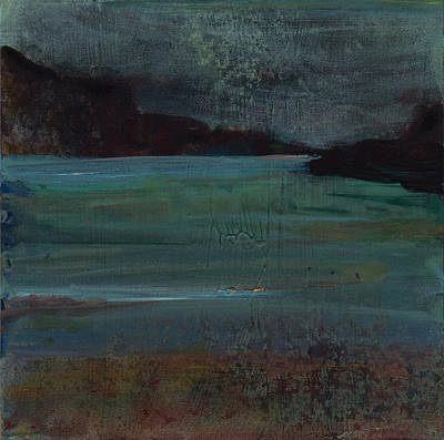 Painting - Loch Carron, Scotland by Eleanore Ditchburn