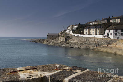 Photograph - Looking Out To Sea by Brian Roscorla