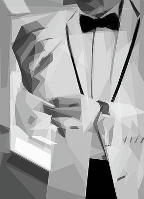 Digital Art - Looking Sharp by ISAW Gallery