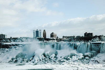 Photograph - looking towards Buffalo by Perggals - Stacey Turner