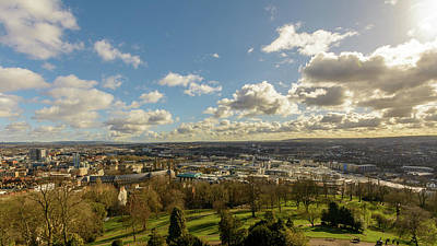 Photograph - Looking Towards South Bristol by Jacek Wojnarowski