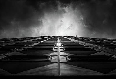 Photograph - Looking Up 2 by Emmanuel Panagiotakis