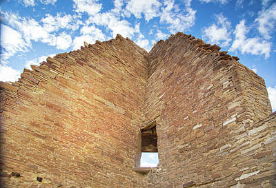 Photograph - Looking Up At Chaco by Kunal Mehra