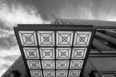 Photograph - Looking Up Detroit  by John McGraw