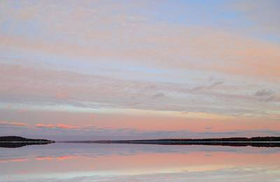 Digital Art - Looking Up Kempenfelt Bay Two  by Lyle Crump
