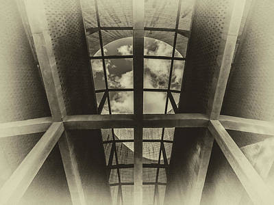 Photograph - Looking Up by Nick Bywater