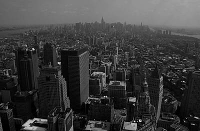 Photograph - Looking Uptown by Christopher Kirby