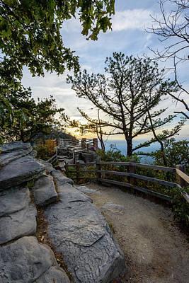 Photograph - Lookout Mountain by Michael Scott