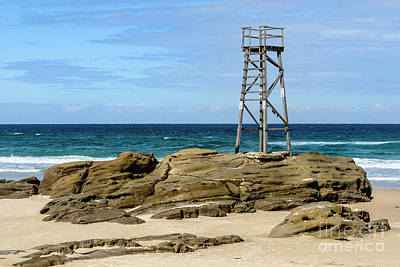 Photograph - Lookout by Werner Padarin