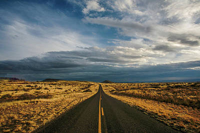 Photograph - Loop 166 In West Texas by Kyle Findley