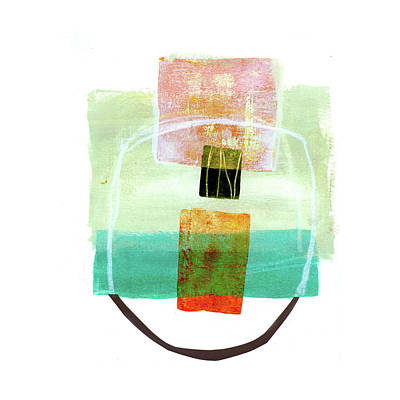 Scribbles Painting - Loose Ends #8 by Jane Davies