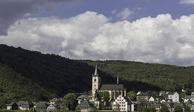 Taunus Photograph - Lorch Germany 02 by Teresa Mucha