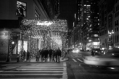 Photograph - Lord And Taylor by Ross Henton