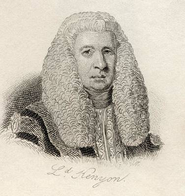 Lord Lloyd Kenyon, 1st Baron Kenyon Art Print