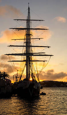Photograph - Lord Nelson Sunrise by Jeff at JSJ Photography
